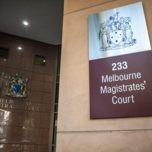 Charges brought against fashion promoter at Melbourne Magistrates Court for violating child labour laws