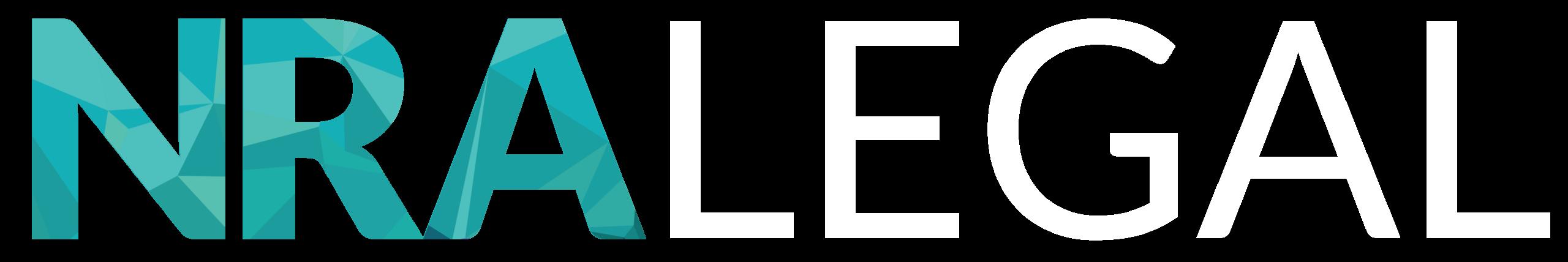 NRA Legal FINAL White Logo